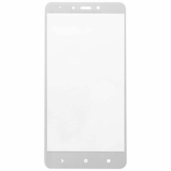 1 x 0.33mm white transparent full screen high-definition anti scratch mobil