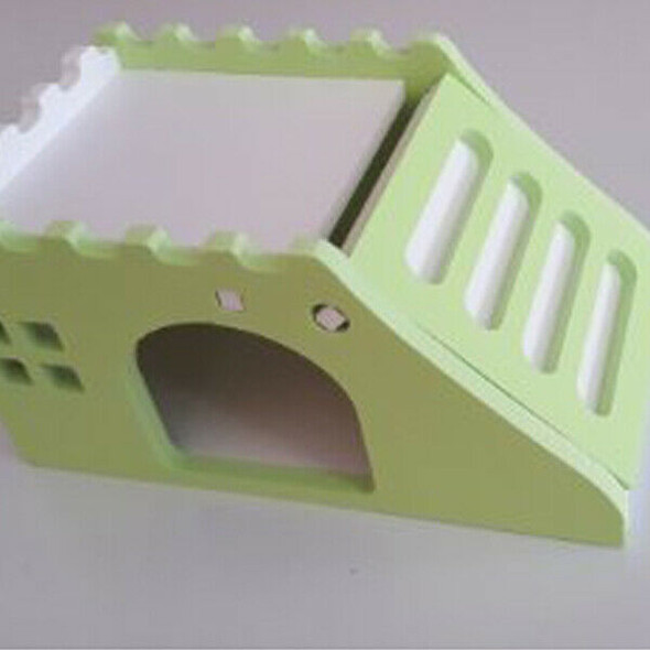 Exquisite Hamster House Viewing Deck House for Pets hamsters guinea-pig ham