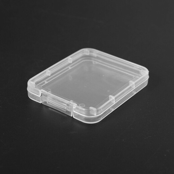 5 Series Memory Card Case Box Protective Case for SD SDHC MMC XD CF Card Wh