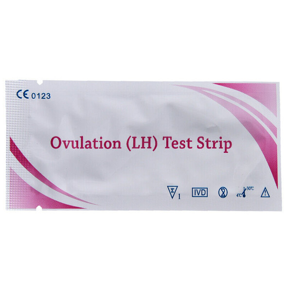 20Pcs Household Ph Test Strip Indicator Lh Test Paper For Water Saliva And