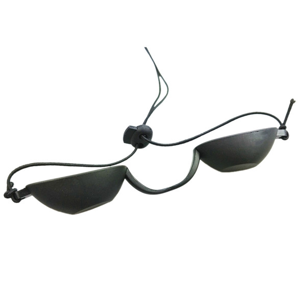 Flexible Uv Eye Protection Indoor & Outdoor Sunbed Tanning Goggles Beach Su