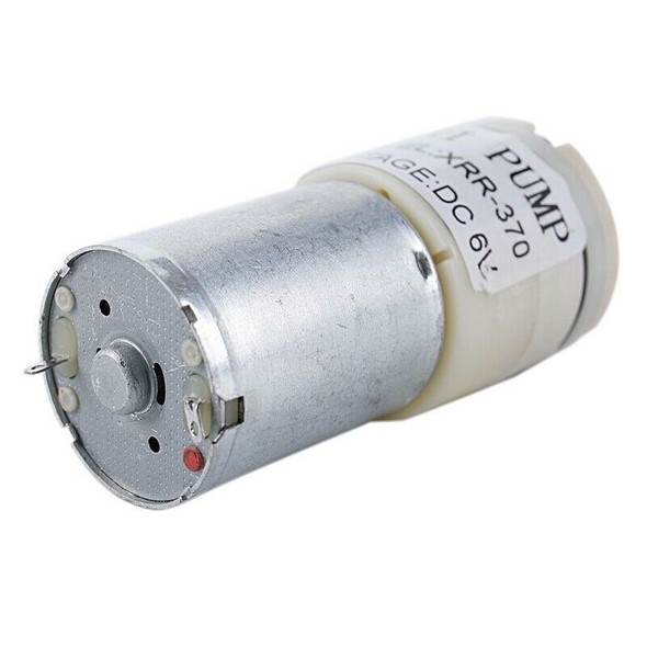 DC 6V Mini Air Pump Motor for Oxygenating Bubble Aquarium Tank