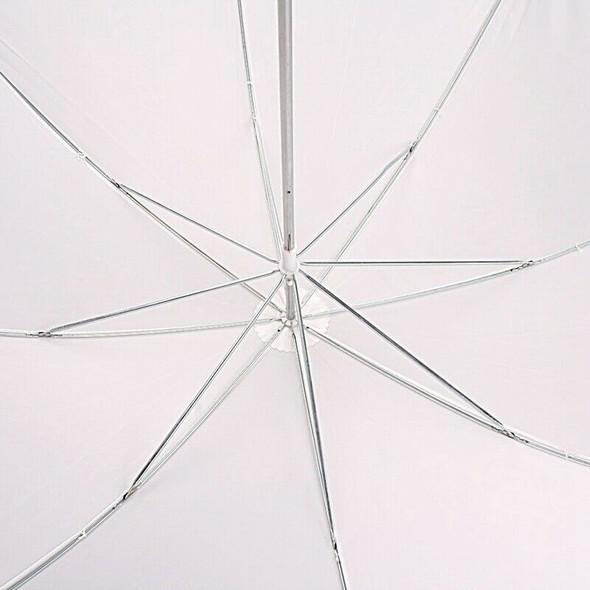 33 inch Studio Flash Translucent White Soft Umbrella