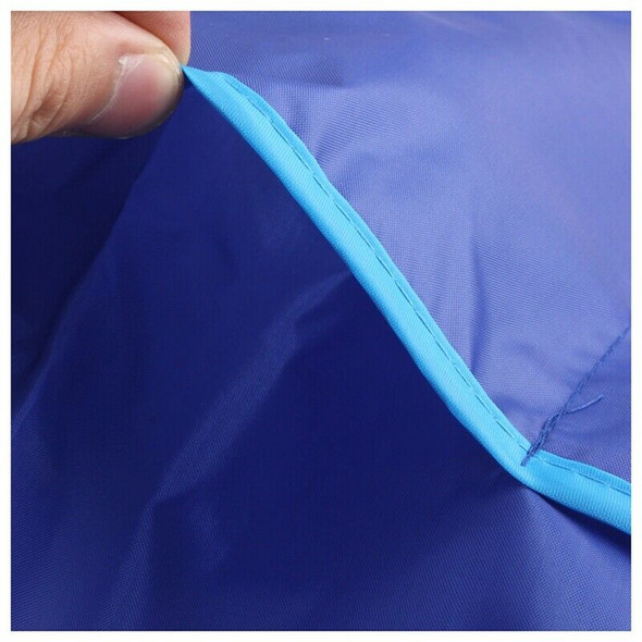 """Children Kids Craft Apron For Painting Waterproof Smock Sleeve 17.3""""x21.65"""""""