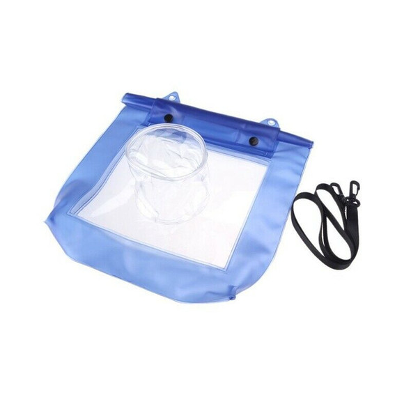 Waterproof Camera Underwater Housing Case Pouch Dry Bag for Nikon DSLR SLR
