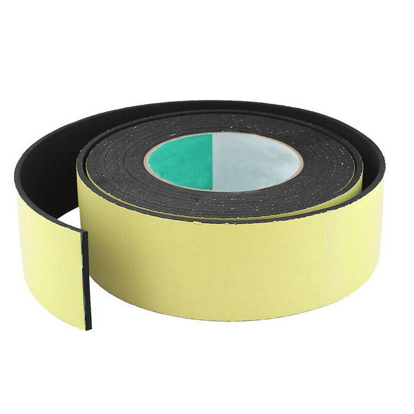4M 50mm x 3mm One-sided self-adhesive foam sealing tape for door window