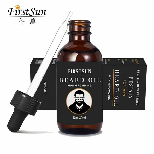 Firstsun Beard Oil Natural Hair Loss Products Health Care Tools Leave-In Co