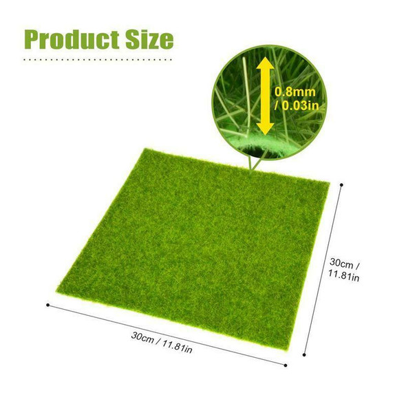 Grass artificial turf carpet for indoor and outdoor turf Synthetic green gr