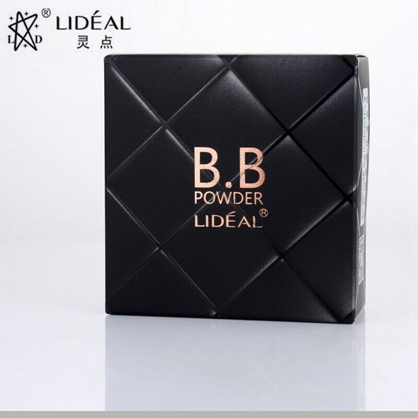 Lideal Luxury Makeup Mineral Foundation Double Layer Waterproof Whitening B