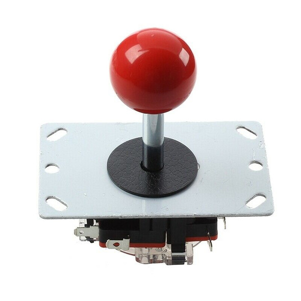 Pin 8 modes Red ball Joystick for arcade machine console recreational