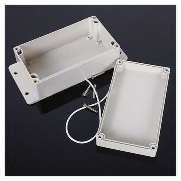 158x90x64mm Plastic Electronic Project Box Enclosure Case Cover Waterproof