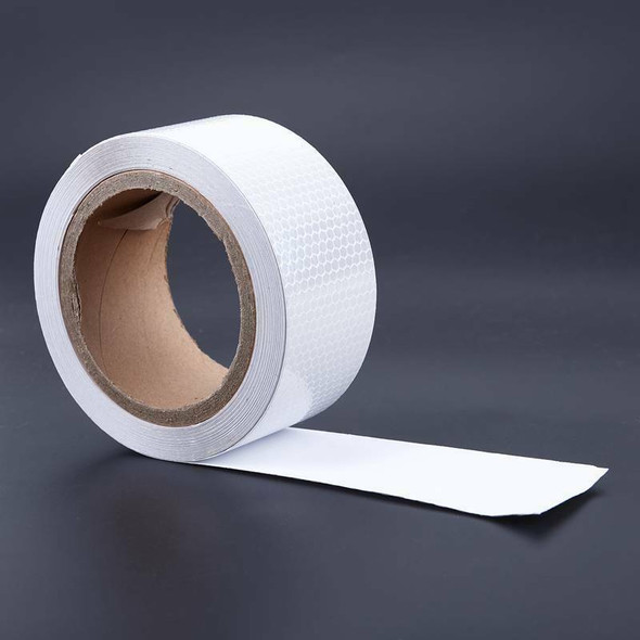 10m x 5cm Safety Warning Tape Reflective Tape Self adhesive Tape Reflective