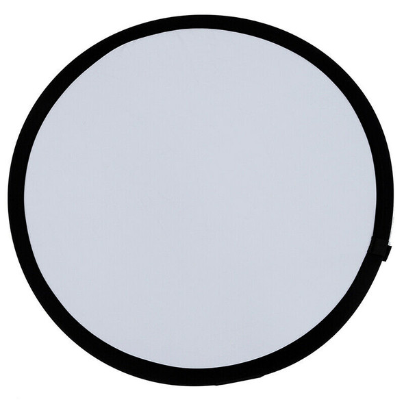 Round reflector for product photography and portraits 60cm