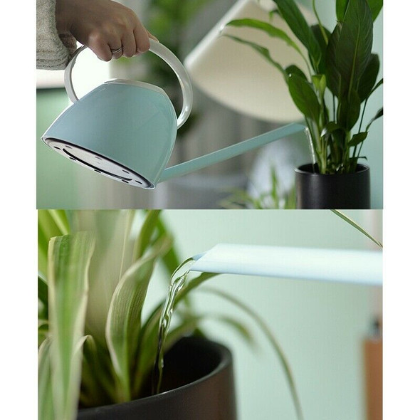 Household Long Mouth Watering Pot Office Green Plant Potted Family Gardenin