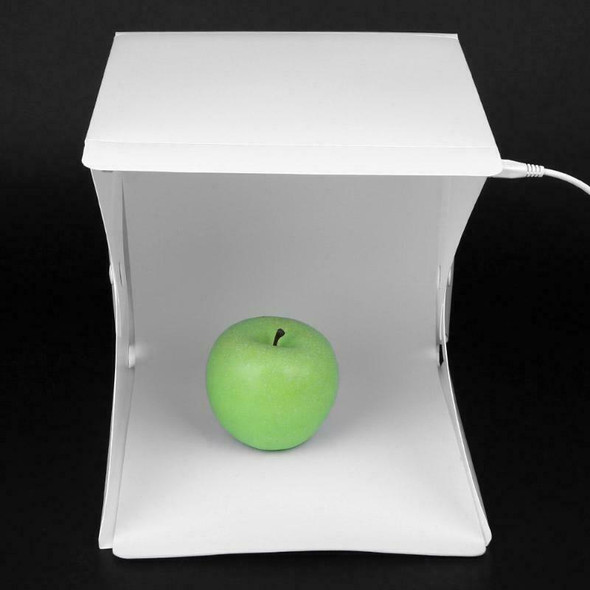 Mini Foldable Camera Lightbox Photography Photo Studio Softbox Led Light So