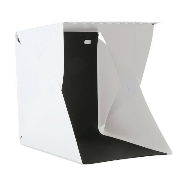 Mini Foldable Photo studio Photography LED LightLighting Tent Soft Box (Col