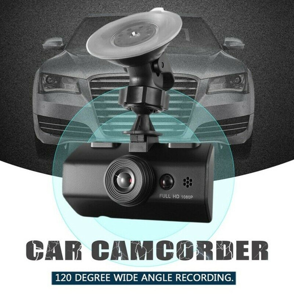 Hd 720P Advanced Portable Car Dvr Camcorder Digital Video Camera With 2 Inc