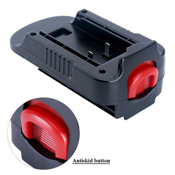 Hpa1820 20V Battery Convert Adapter For Black Decker/Stanley/Porter Cable 2