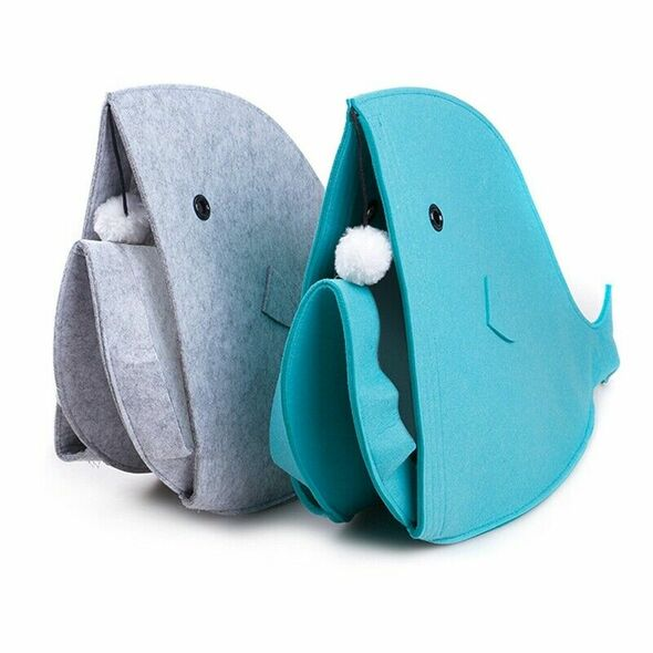 Cute Felt Pet Cat Beds Nest Dog House Basket Rabbit Pet Cave Funny Fish-Typ