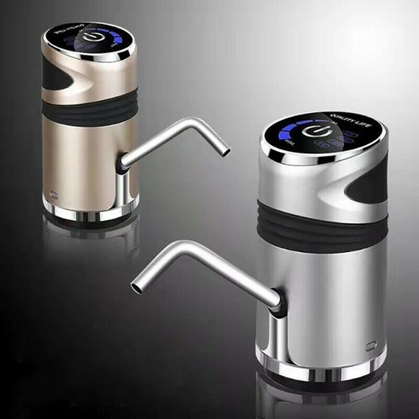 Automatic Electric Water Pump Button Dispenser Gallon Bottle Drinking Switc
