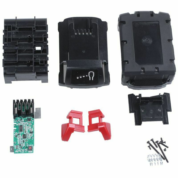 M18B Li-Ion Battery Plastic Case Charging Protection Circuit Board For