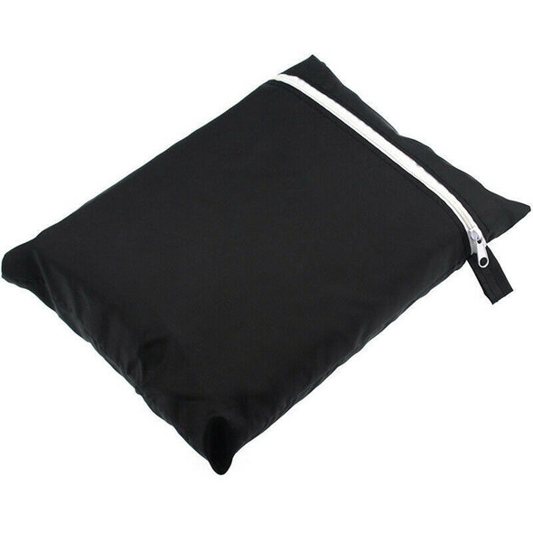 Outdoor Bench Dust Cover Outdoor Furniture Cover 3-Seater Bench Cover for G
