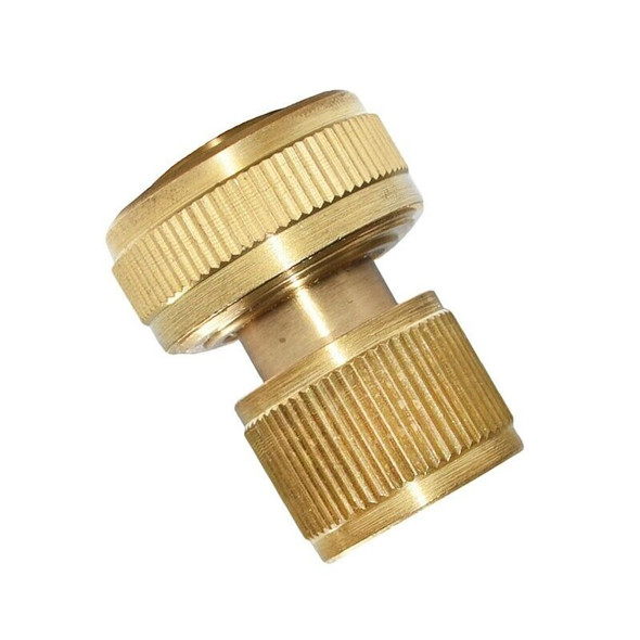 Flow Connector Water Connection Quick Joint Car Wash Water Hose End Fitting