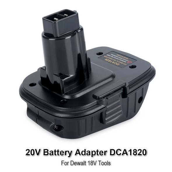 20V Battery Adapter Dca1820 Converted To Nickel Charger Tool Convertor For