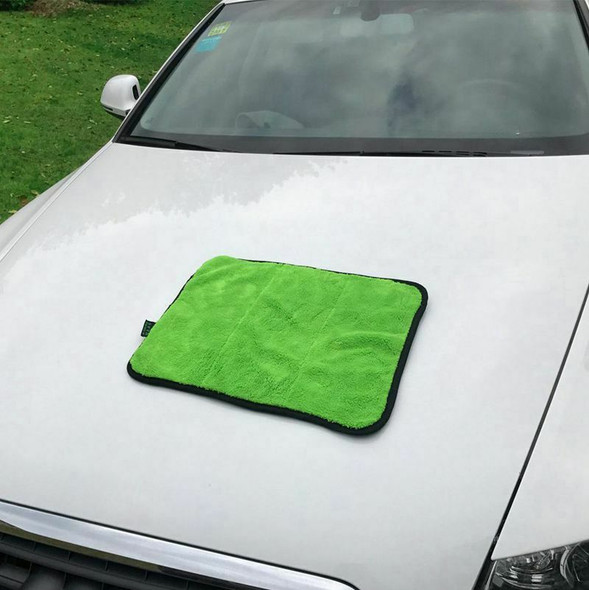 Car Cleaning Towels, Extra Thick Coral velvet Towel , Drying Auto Detailing