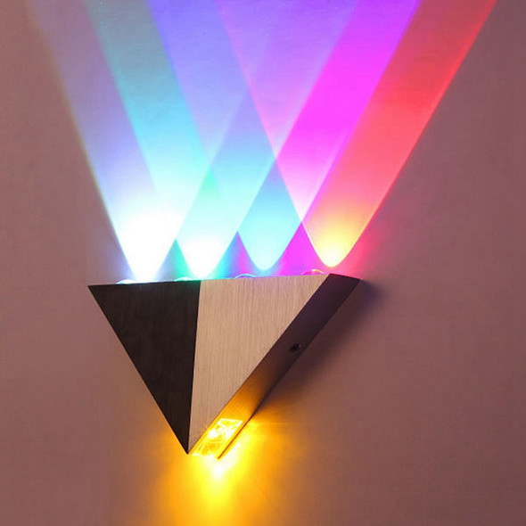 1X(e Creative Wall Lamp Led Bar Ktv Bedroom Living Room Wall Decoration Lam