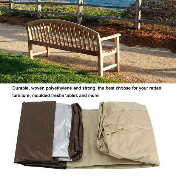 Outdoor Sofa Cover Dustproof Waterproof Chair Awning Waterproof Sunscreen B