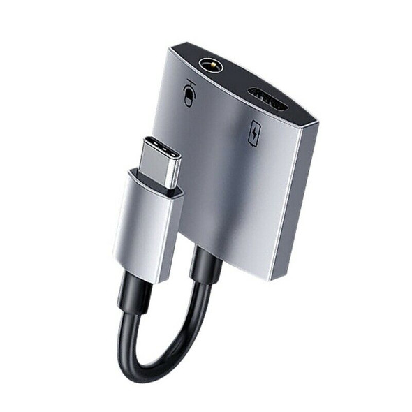 Usb C To 3.5Mm Headphone Hack Adapter, Type C To 3.5Mm Audio Charging Cable