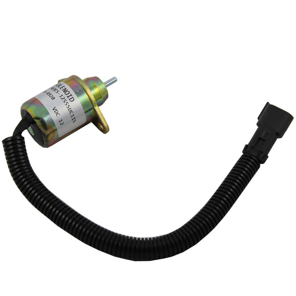 Stop Shut Off Shutdown Solenoid for Yanmar Engine Replaces Thermo King 41-6