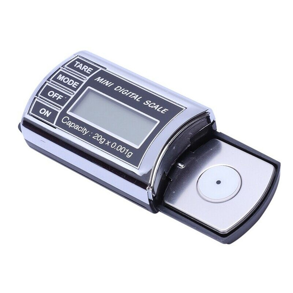 Lipstick Scale Electronic Scale 20G/0.001G Electronic Jewelry Called Carat