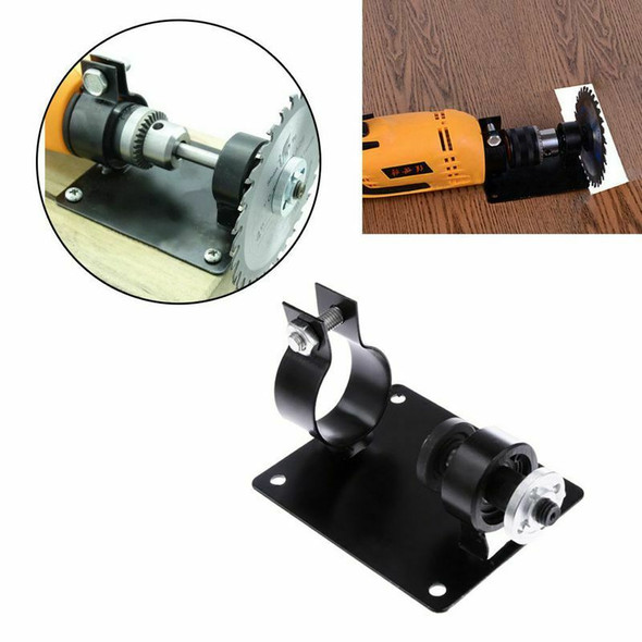 10/13mm Electric Drill Cutting Seat Stand Cutting Base Machine Bracket Rod