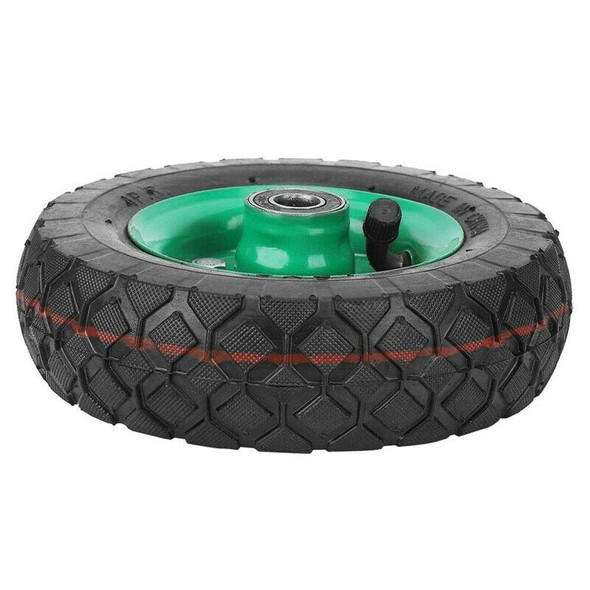 Inflatable Tire Wear-Resistant 6In Wheel 150mm Tire Industrial Grade Cart T