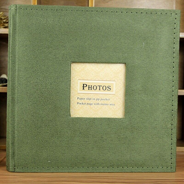 Holds 200 Photos Slip in Memo Photo Album Family Memory Notebook Picture Al