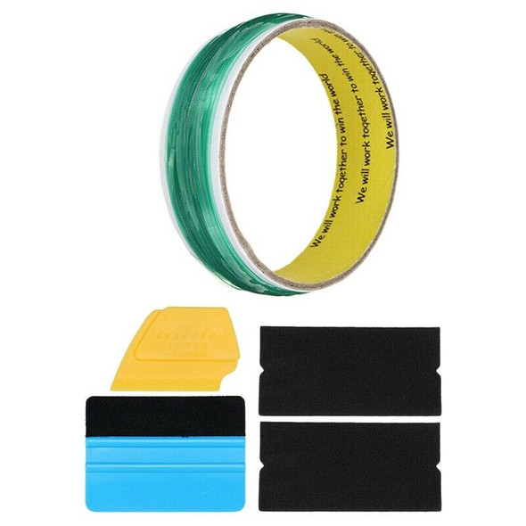 10M Finish Car Design Line + Squeegee For Car Vinyl Wrapping Film Cutting L
