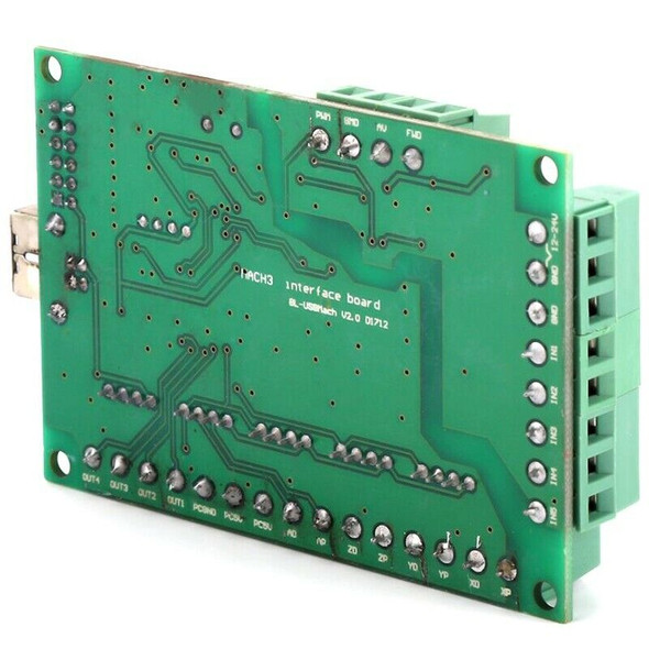 MACH3 USB Interface Board MACH3 Motion Control Card USB Interface Board for