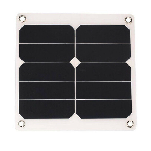 2A 10W 5V Solar Power Panel External Mobile Phone Battery sun panel Charger
