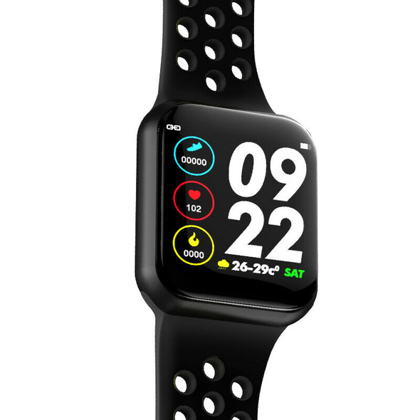 F8 Smart Watches Watch Ip67 Waterproof 15 Days Long Standby Heart Rate Bloo