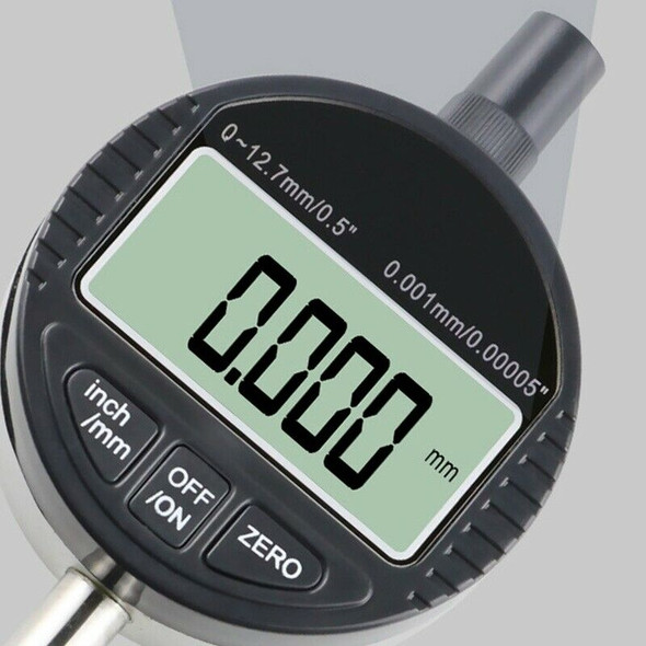 0.001Mm/0.00005 inch Dial Mini Indicator Measurement Instrument Precision D