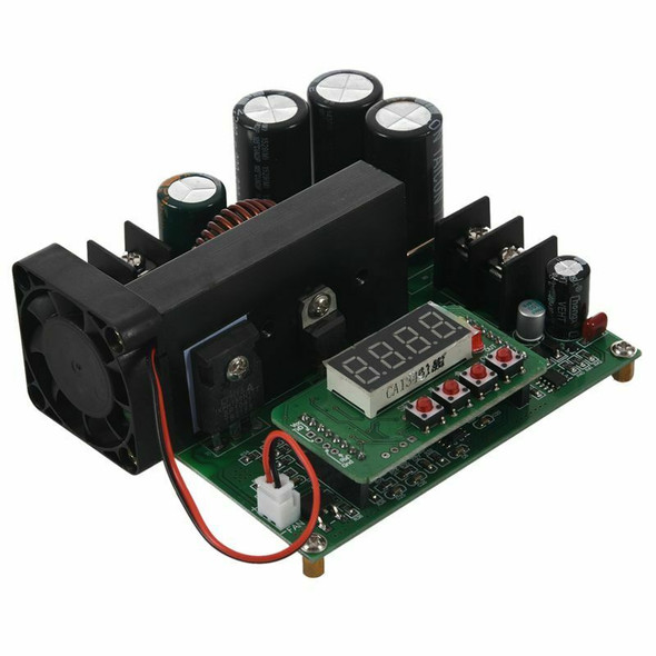 900W DC-DC Boost Converter 8-60V to 10-120V 15A Step Up Power Supply Module