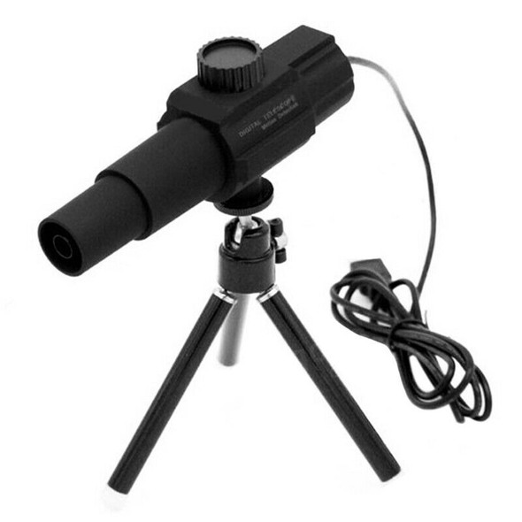 W110 Digital Smart USB 2MP Microscope Camera Telescope with Movement Detect