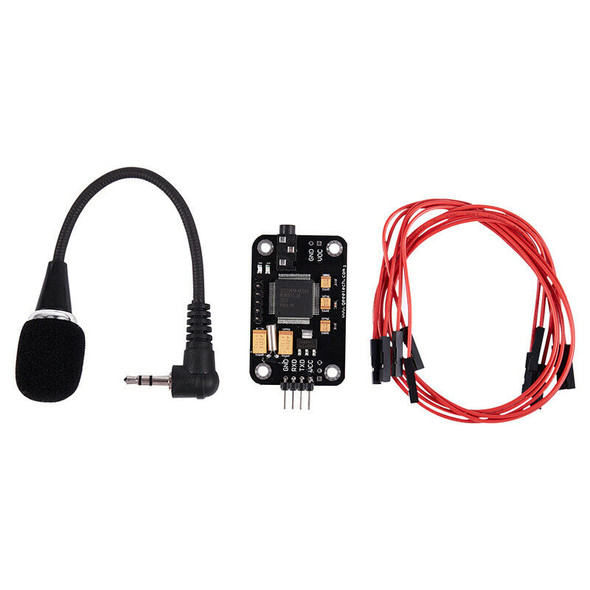 Voice Recognition Module With Microphone Dupont Jumper Wire Speech