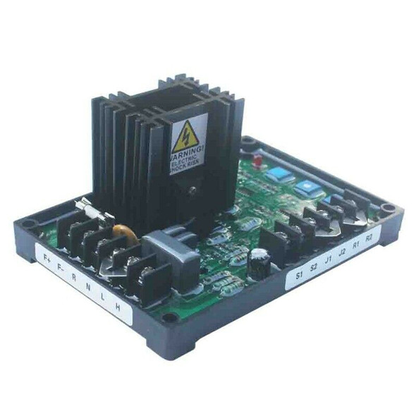 1X(Avr Gavr-15A Automatic Voltage Regulator For Parbeau Generator With Manu
