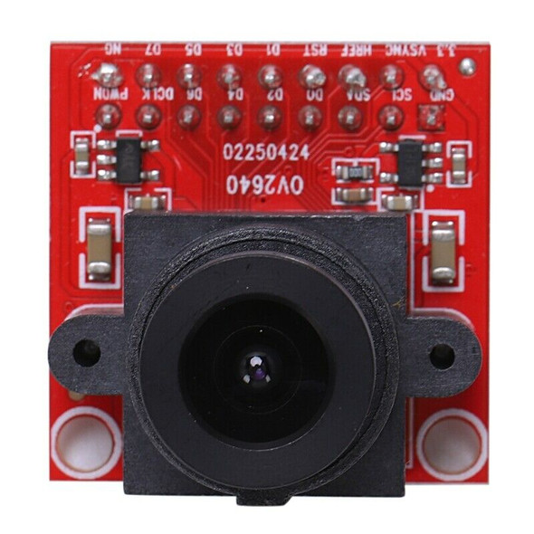OV2640 camera module 200W pixel STM32F4 driver source code Support JPEG out