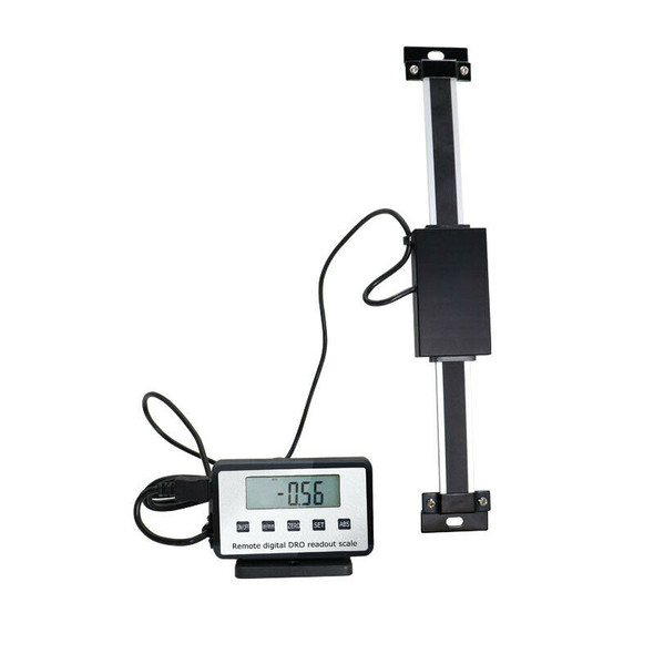 0-150Mm 0.01 Mm Dro Magnetic Remote Digital Readout Digital Linear Scale Ex