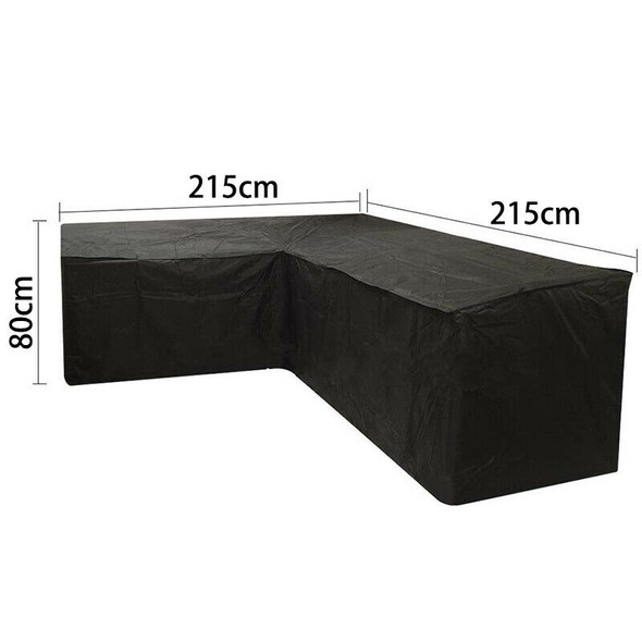 Garden Furniture Covers Waterproof Patio Dustproof Outdoor Dining Set Furni