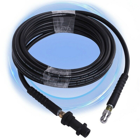 10M High Pressure Water Cleaning Hose For Karcher K2 - K7 Car Washer Cleane